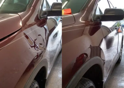 Dent Repair Before and After