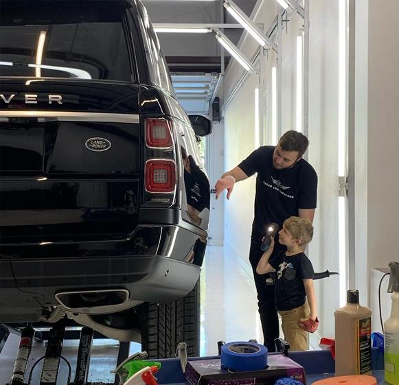 Truck Dent Repair